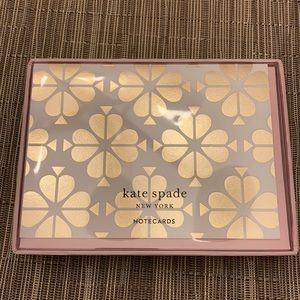 ♠️Kate Spade New York NoteCards!